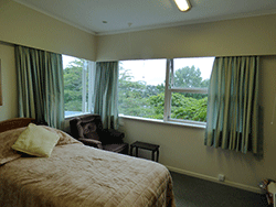 Rest home in Auckland - Room with view
